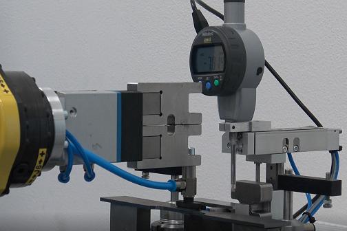 Automatizace zkušebních strojů