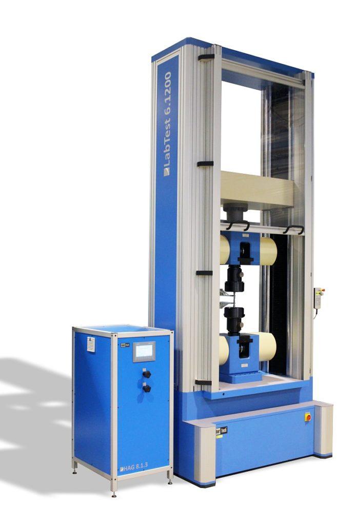 Univerzální testovací stroje, trhací stroje, testovací stroje, zkušební stroje, zkoušky v tahu, zkoušky v tlaku