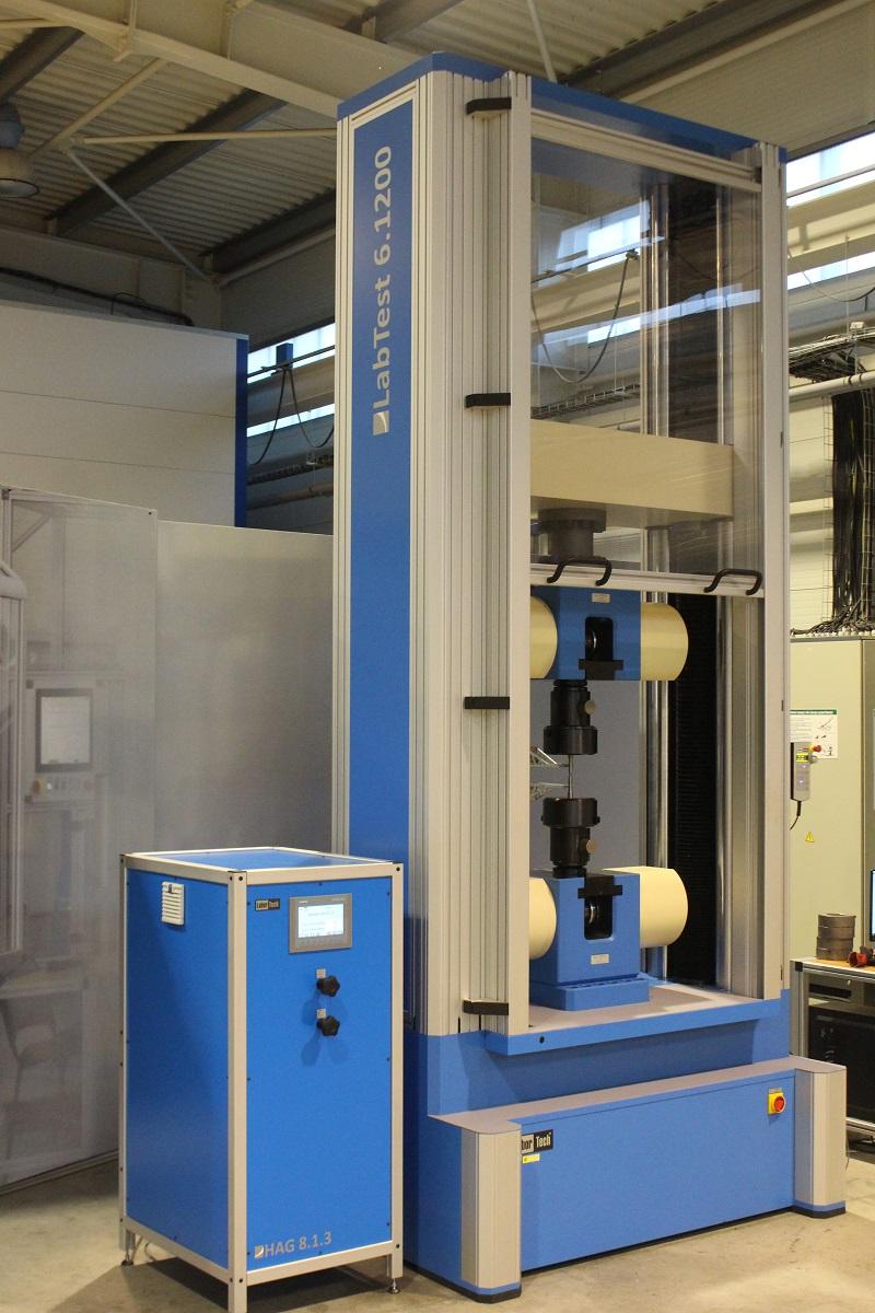 Electromechanical testing machines E.4 up to 1600kN