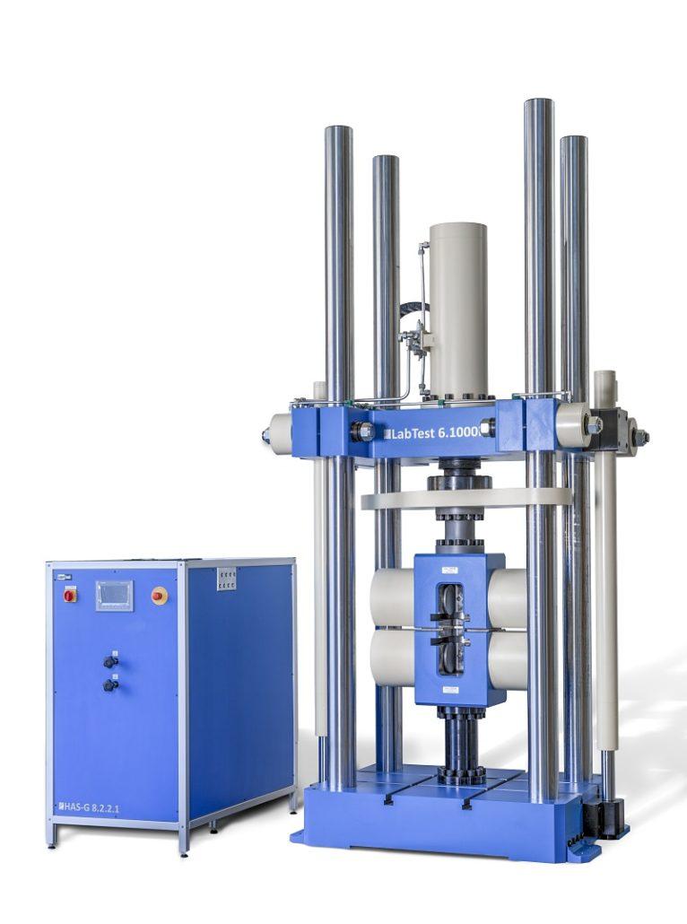 Hydraulické testovací stroje, Universální testovací stroje, zkušební stroje