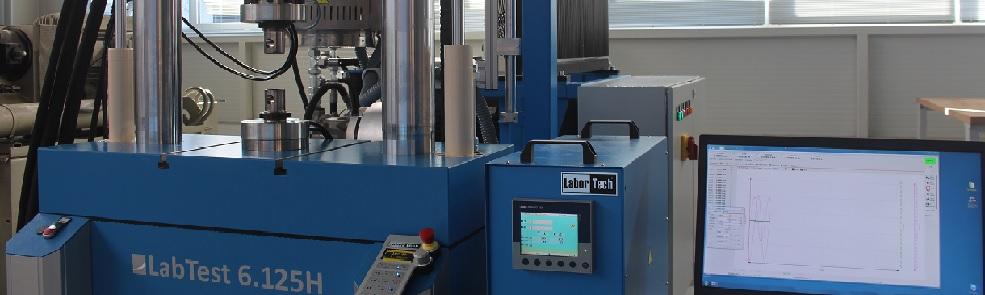 Dynamické a únavové zkušební stroje, hydraulické zkušební systémy