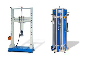 Specific testing machines, custom made testing machines