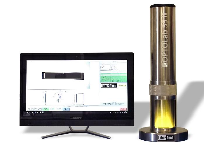 zkouška vrubové houževnatosti, optická kontrola vzorků