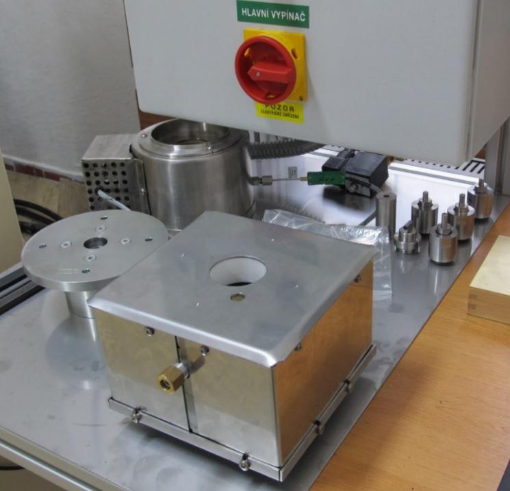 Application temperature chambers -TKS-LN2 | Labortech s r o