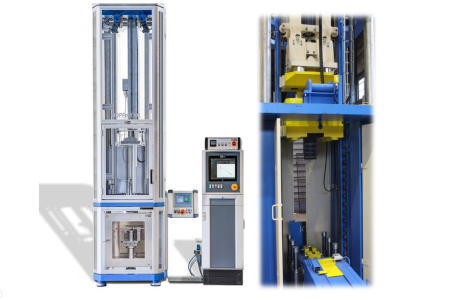 Drop weight testers, Impact testing towers