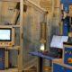 rázové kladivo, charpyho kladivo, příprava vzorku pro charpy, optická kontrola, rázové zkoušky
