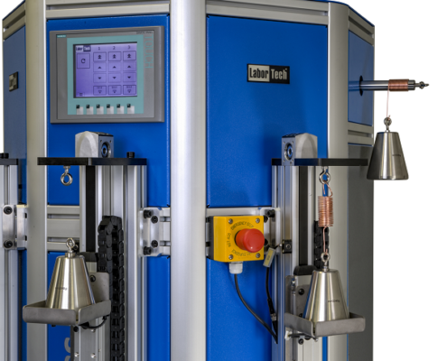 Spiral measurement, Copper measuring, Spring testing, Testing machine for copper spring